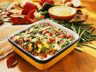 Hackfleisch-Gemüsegratin Rezept
