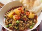 Hackfleisch-Kartoffelcurry Rezept