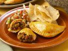Hackfleisch-Taschen nach mexikanischer Art (Empanadas) Rezept