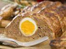 Hackfleischbraten mit Ei Rezept