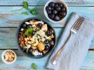 Hähnchen-Bowl mit reis-fit Feelgood Kichererbsen mit Quinoa & Gemüse Rezept