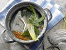 Hähnchen-Gemüse-Topf mit grünem Spargel Rezept