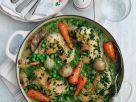 Hähnchen-Gemüseragout Rezept