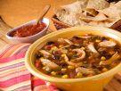 Hähnchen-Gemüsesuppe auf mexikanische Art Rezept