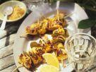 Hähnchen-Grillspieße Rezept