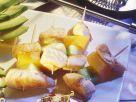 Hähnchen-Mangosticks Rezept
