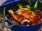 Hähnchen mit Gemüse Rezept