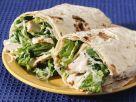 Hähnchen-Wraps mit Römersalat Rezept