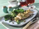 Hähnchenbrust mit Pistazienkruste Rezept