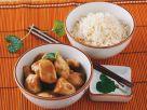 Hähnchenbrust mit Reis Rezept