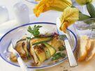 Hähnchenbrust mit Zucchini Rezept
