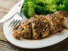 Hähnchenbrustfilet mit Senfkruste und Brokkoli Rezept