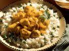 Hähnchencurry mit Basmatireis Rezept