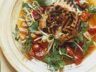 Hähnchensalat Asia Rezept