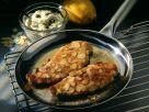 Hähnchenschnitzel in Mandelhülle Rezept