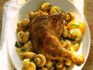 Hähnnchen mit Pilzen Rezept