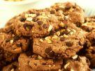Hafer-Schoko-Cookies Rezept