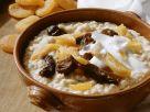 Haferbrei (Porridge) mit Trockenfrüchten Rezept