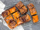 Halloween-Brownies Rezept
