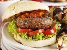 Hamburger vom Grill Rezept