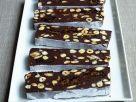 Haselnuss-Schokolade mit Feigen Rezept