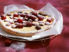 Hefe-Kirschkuchen mit Sahneguss Rezept
