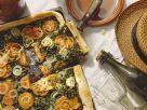 Hefe-Mangoldkuchen Rezept