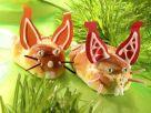 Hefebrötchen-Hasen Rezept