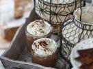 Heißer Kakao mit Schlagsahne Rezept