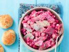Heringssalat mit Roter Bete und Apfel Rezept