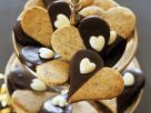 Herzchen mit Mokka Rezept