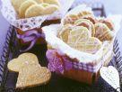 Herzförmige Kekse Rezept