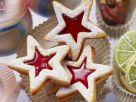 Himbeer-Sterne Rezept