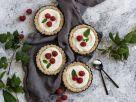 Vegane Himbeer-Tartelettes Rezept