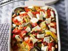 Hirse mit Gemüse gebacken Rezept