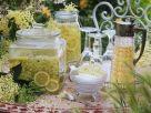 Holunderblüten-Limonade Rezept