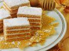 Honigkuchen mit Cremefüllung Rezept
