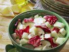 Honigmelonen-Radicchiosalat Rezept