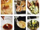 Hühnchenfilet mit Zucchini vom Grill Rezept