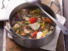 Hühnereintopf mit Graupen und Gemüse Rezept