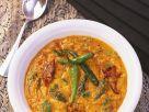 Indisches Curry mit gelben Linsen Rezept