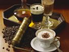 Irish Coffee und Cappuccino Rezept