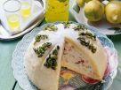 Italienische Eistorte mit kandiertem Obst Rezept
