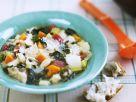 Italienische Gemüsesuppe mit Weißbrot (Ribollita) Rezept