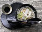 Japanische Nudelsuppe Rezept