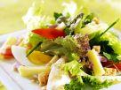 Jarlsberg Chef Salat Rezept