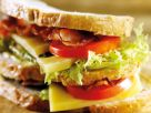 Jarlsberg Luxus-Sandwich Rezept