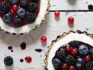 Joghurt-Beeren-Torteletts Rezept