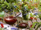 Johannisbeer-Heidelbeer-Grütze Rezept