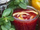 Johannisbeermarmelade mit Orange Rezept